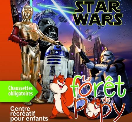 Illustration formule Star Wars