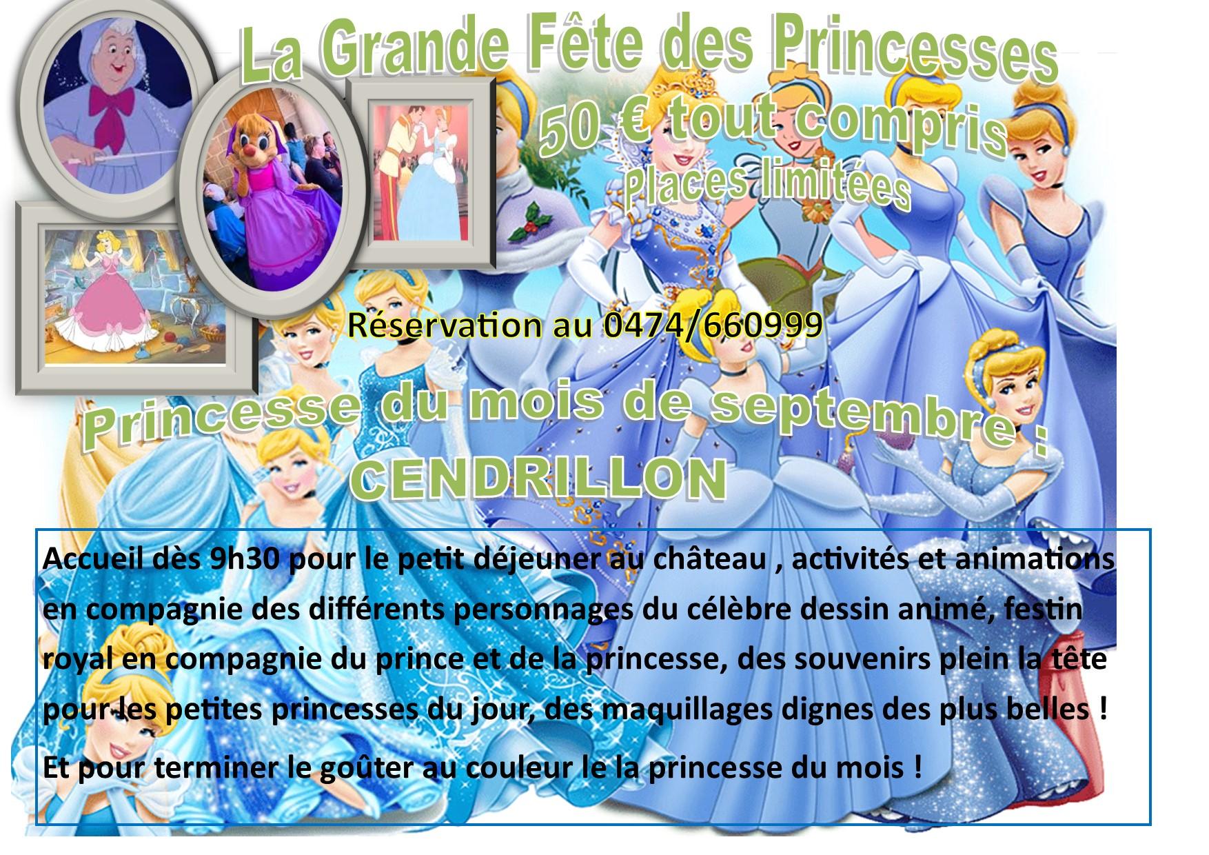 Princesse-CENDRILLON